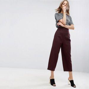 ASOS Premium Highwaisted Peg Pants
